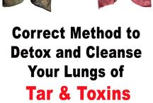 Detox for lungs
