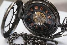 Horlogerie(s)/Steampunk/divers