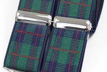 Country trouser braces