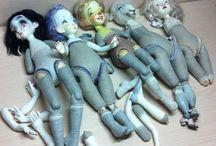 Ксения Мингалева куклы