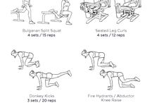 Glute Workout Gym