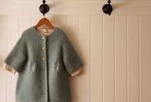 Knitting&crocheting / Baby sweaters