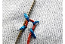 embroidery / κεντημα και κοσμημα
