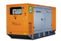 Mahindra Silent Diesel Genset / As an ISO 9001, 14001 & 18001 certified company, perfection in design & fuel efficiency is guaranteed in all the aspects of power generation. Having a rich expertise of more than two decades in the field of power generation, we are successfully manufacturing and exporting Silent DG Sets ranging from 5 KVA to 500 KVA. Read more - www.perfectgenerators.com