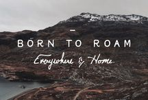 Born to roam