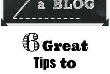 aktivity ohledně blogu