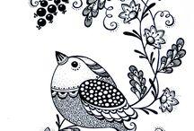 patron oiseaux