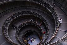 Wentel trappen