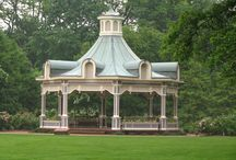 Gazebos / I love gazebos. I have one that's featured in my book series. Home to Dover - Love Inspired books