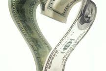Money Love / by Michelle M McGrath