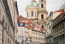 Praga / by Peppy Rubinstein