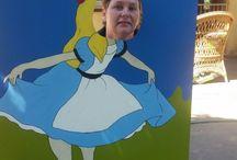 Theme - Alice in Wonderland