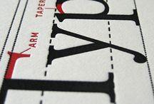 Tipography Lovers | Amantes de la Tipografía / Tipography Lovers | Amantes de la Tipografía