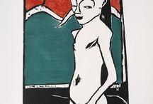 Erich Heckel Prints