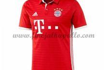 Bayern Munich pelipaita 2017|jalkapallo pelipaidat/peliasut Bayern Munich 2016/17 / Painatuksella halvalla Bayern Munich jalkapallo pelipaidat/peliasut 2016/17,Bayern Munich kotipaita/vieraspaita/3rd paita/pitkähihainen paita.