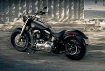 Outlaw Biker / ...eye candy on two wheels.
