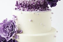 Suzanne Esper Cakes / This is a collection of my own wedding cakes