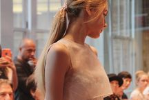 New York Bridal Fashion Week October 2015 / All the newest wedding styles from the October 2015 collections. Featuring gowns by Vera Wang, Carolina Herrera, Naeem Khan, Rivini, Oscar de la Renta, and Reem Acra.