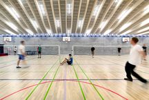 Sports Flooring / Junckers Professional Sports Floors and Sports Flooring Systems are renowned for their quality and safety. Portable options also available