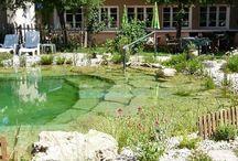piscinas e lagos