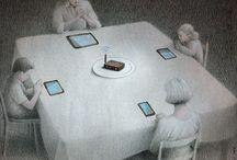 Teknologiske gleder og sorger