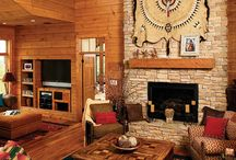 Native interior / Western style