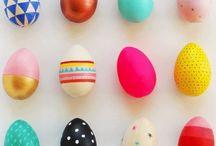 Pâques ♡ / Mes inspirations de déco pour Pâques ...