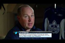 #AskSteve / by Toronto Marlies