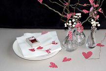 ▲ Party / Toutes nos idées de décorations de table pour des évènements festifs ET créatifs ! #Party