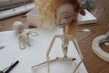 Dolls :  wire's body