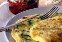 omlety i naleśniki