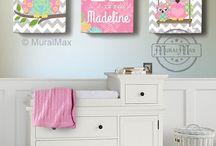 Kids Bedroom / by Holly Earhart