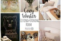 Home Decor:  Ideas / Home Decorating.  Home Decor Ideas