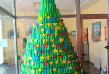 Christmas Craft Ideas for Kids and Adults / Best kids Christmas craft projects and DIY craft decorations for adults.