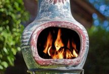 Chimineas / by Primrose