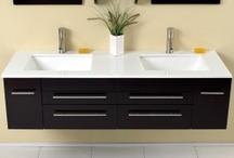 Bathroom vanity / by Oh Nakorn