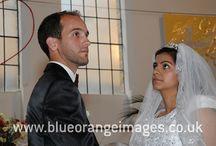 Natalia & Sergiu's wedding photos / Leytonstone, London