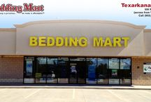 Mattress Store Texarkana TX / Shop for mattresses in Texarkana TX at Bedding Mart. Located at 506 Walton Dr. Call (903) 831-9900 for store hours, directions and current mattress specials.