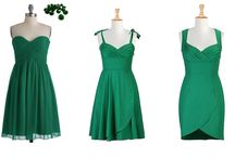 Bridesmaids dresses / by Cassandra Ericson