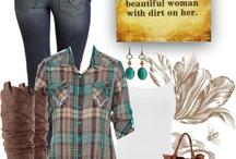 cowgirl's stil