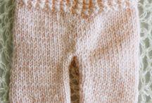 calcinhas em trico