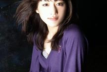 綾瀬はるか(Haruka Ayase)