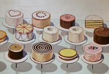 Wayne Thiebaud still life Contemporary designer