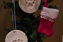 Christmas decor / by Amanda Stack