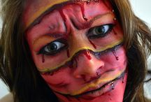 Special effects makeup by charlene / you can find my stuff on on Facebook or YouTube Charlene's FX - Special effects makeup
