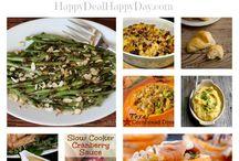Holidays - Thanksgiving Food