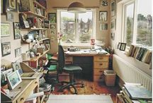 Writer's Office Inspiration / by Karen Fowler