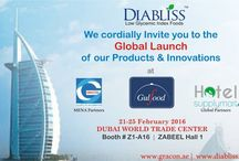 Global Launch of our Products & Innovations.