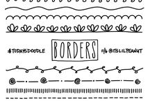 Borders+Decoration