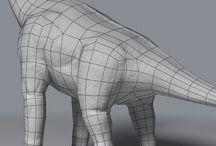 3D Dino